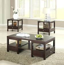 coffee table set round sets ikea with storage 3 piece
