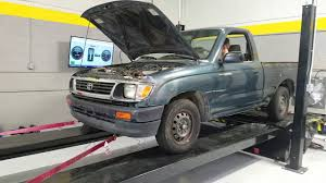 CPR monster 1997 Toyota Tacoma! - YouTube