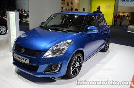 new car launches november 2014Maruti Swift facelift to launch in November