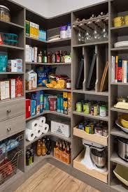 Walk In Corner Pantry Designs Walk In Pantry With Corner Shelves I Need This Sponsored