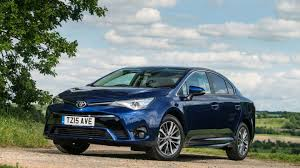 new car releases 2015 ukNew 2015 Toyota Avensis full details  Carbuyer