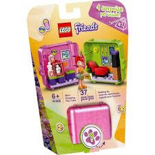 Купить <b>конструктор LEGO Friends Игровая</b> шкатулка «Покупки Мии