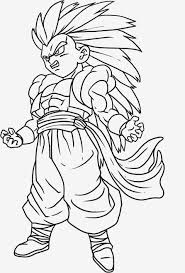 Dragon Ball Z Coloring Pages To Print Free Printable 8911312