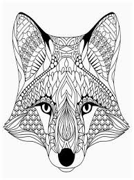 Wolf Coloring Pages For Adults For Print Out Jokingartcom Wolf