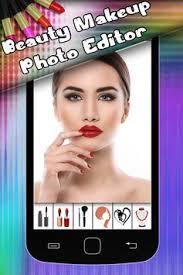 beauty makeup photo editor apk screenshot