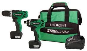 hitachi drill set. hitachi drill set h
