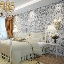 Light Grey Bedroom Dark Grey Wallpaper Living Room Yes Yes Go