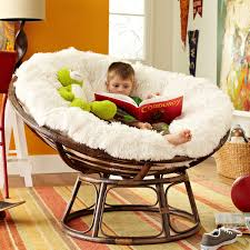 Furniture Double Papasan Chair Frame Wicker Bowl Chair