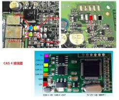 how to use bmw v5 cas4 fem f15 can filter rtqobd2 cas4 connection diagram 3 jpg