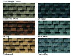 Shingle Color Chart Timberline Roofing Shingles Timberline Roofing Utah
