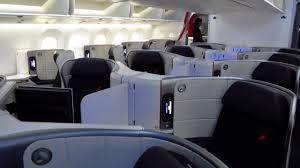 cabin tour of air france boeing 787 9 dreamliner economy premium eco business cl