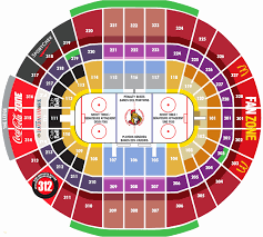 Scottrade Center Concert Seating Chart Section 104 Barclays
