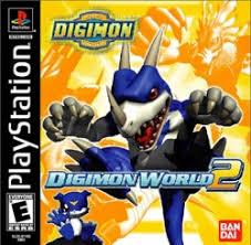 Digimon World 2 Digimon Wiki Neoseeker