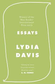 james ley on lydia davis essays