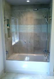 replace shower door with curtain french door shower curtain bathtubs trendy for bathtub images enchanting best doors mount installation replace shower stall
