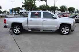 2016 Silver Ice Metallic Chevrolet Silverado 1500 for sale Near ...
