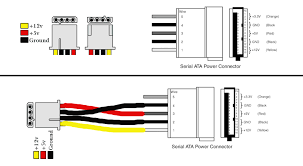 sata power cable pinout diagram electrical drawing wiring diagram \u2022 power commander 3 usb wiring diagram sata power pin diagram wiring diagram u2022 rh championapp co sata data to usb wiring