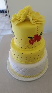 Cake Desserts Exciting Simple Nigerian Traditional Wedding Cake