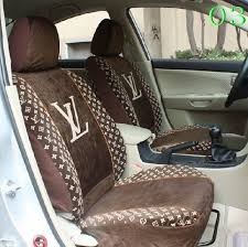 louis vuitton car seat cover limited