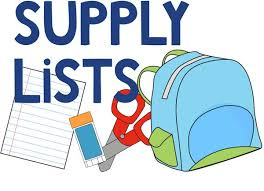 Image result for supply list graphics