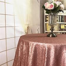 diameter 48 round blush sequin tablecloths blush sequin round table cloths blush sequin table linens for wedding