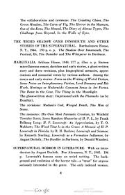 page joseph payne brennan h p lovecraft a bibliography pdf  page joseph payne brennan h p lovecraft a bibliography pdf 7 wikisource the online library