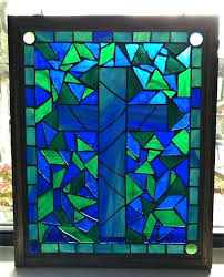 sun catcher stained glass image 0 star suncatcher stained glass