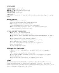 Homemaker Resume Sample Best Of Homemaker Resume Samples Examples Dietary Aide Sample Assistant