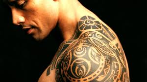 The Highest Paid Actors Of 2013 Handsome Rock Tattoo Tribal