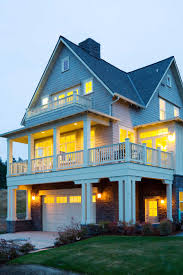 images about Tuck Under Garage Houses on Pinterest   Garage       images about Tuck Under Garage Houses on Pinterest   Garage  Beach house plans and Garage doors