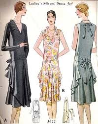 1920s Dress Patterns Classy 48s Dress Pattern Mccall Pattern 48 48s Dresses Pinterest
