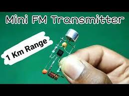 range fm transmitter circuit