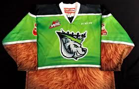 Your Bids Place Your Bids Now On Two Oil Kings Teddy Bear Toss Jerseys
