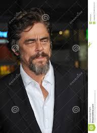 Benicio Del Toro editorial stock image. Image of famous ...