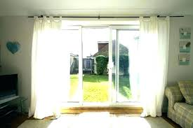 double door curtains for sliding front glass doors patio ma