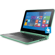 An Hp Pavilion X360 Touch Screen Laptop Johncalle