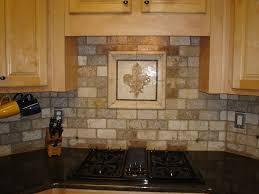 Brick Backsplash Kitchen Interior Wonderful Exposed Brick Kitchen Backsplash Grey Color