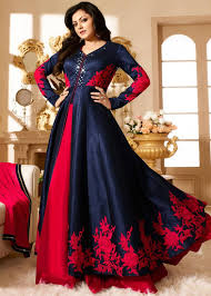Latest Party Wear Indian Dresses 2017 Styles For Girls Romantic