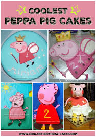 12 Coolest Peppa Pig Cake Ideas Coolest Birthday Cakes