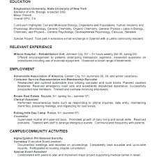 College Resume Tips Good Resume Examples For College Students Sample Resumes Regarding