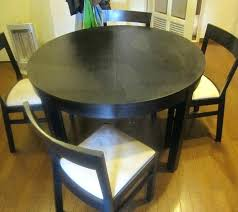 ikea round dining table attractive round dining table best gallery of tables furniture ikea glass dining