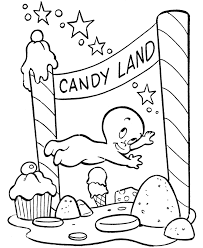 Small Picture Printable Candyland Coloring Pages Coloring Me