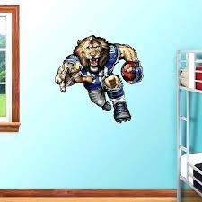 detroit lions wall art lions wall art lions wall art lions fathead wall decals more detroit lions wall art