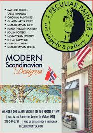 modern scandinavian designs peculiar painter art supply and gallery walker mn