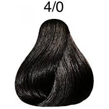 Koleston Perfect Innosense Colour Chart 4 0 Medium Brown