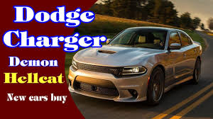 2018 dodge charger demon | 2018 dodge charger demon edition | 2018 ...