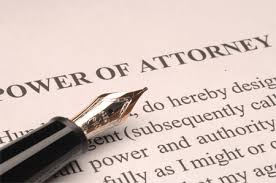 Power Of Attorney For Child Care Power Of Attorney Jeanne L Coleman Attorney At Law