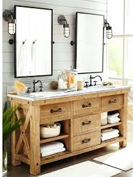 Rustic Bathroom Vanity Lights Best Country Bathroom Vanity Infoindiatour