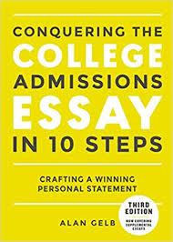 college entry essays amazon com conquering the college admissions essay in 10
