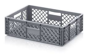 Euro Stacking Containers and Plastic Crates NORAH Plastics